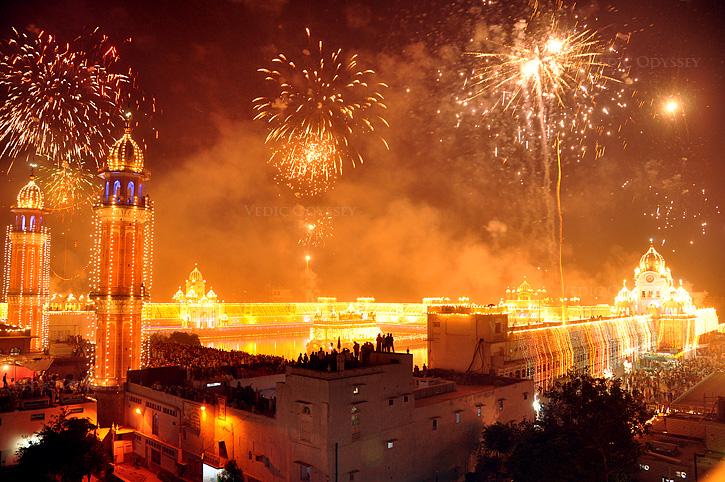 Diwali Golden Temple