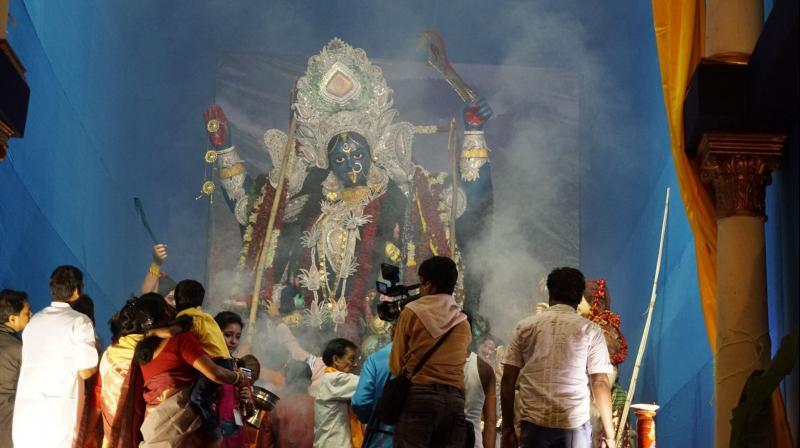 Diwali Kali Puja