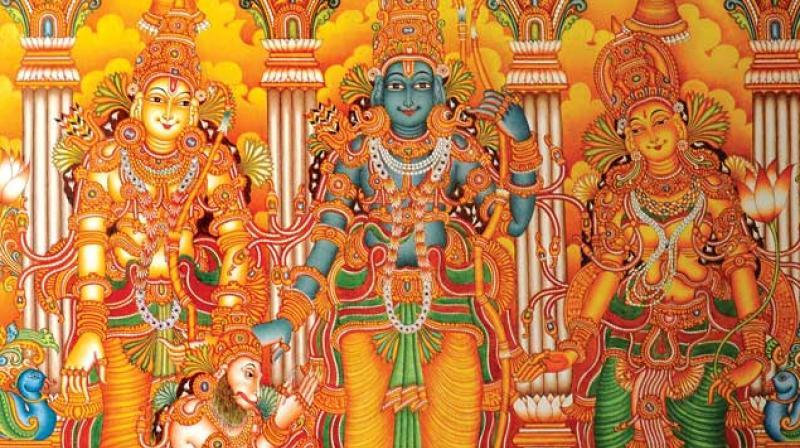 Diwali Ramayana