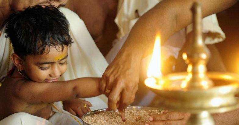 Vidyarambhan Mycuriousmoon Dussehra
