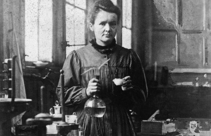 Scorpio Marie Curie