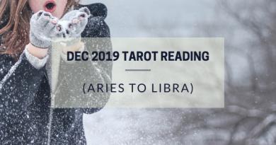 tarot reading sun signs