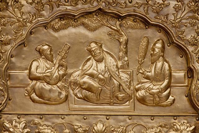 Guru Nanak Golden temple
