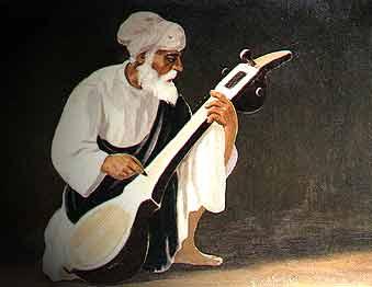 Guru Nanak Bhai Mardana