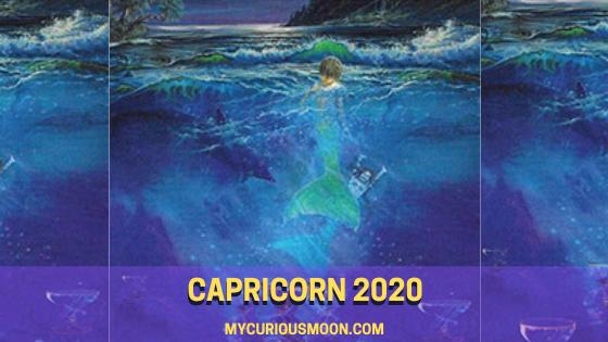 Shocked, Your 2020 Capricorn
