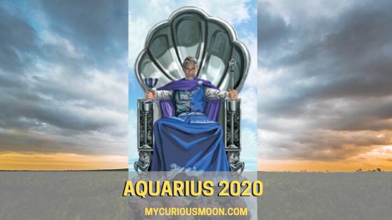 Shocked, Your 2020 Aquarius