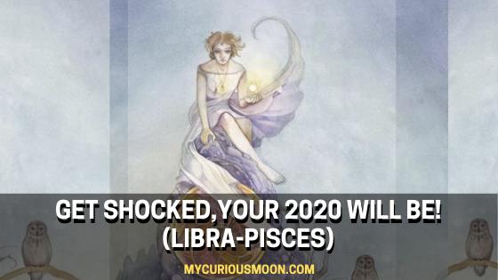 shocked year 2020 Libra