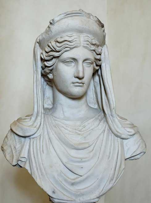 Your Zodiac Sign As A Greek God: Demeter
