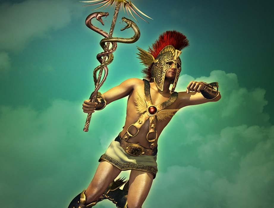 Your Zodiac Sign As A Greek God: Hermes