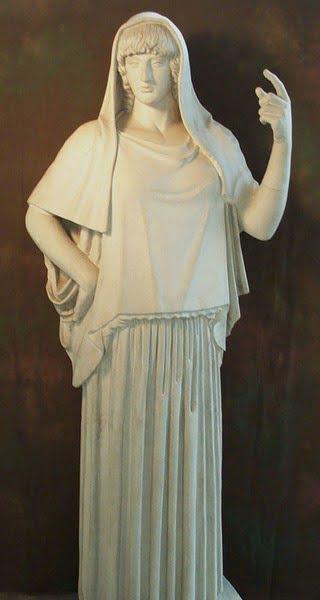 Your Zodiac Sign As A Greek God: Hestia
