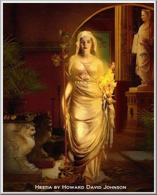 Hestia Taurus Goddes
