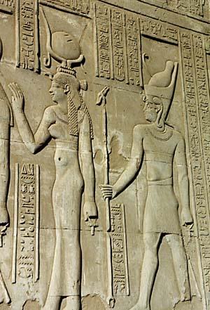 Your Zodiac Sign As Egyptian God: Libra to Pisces