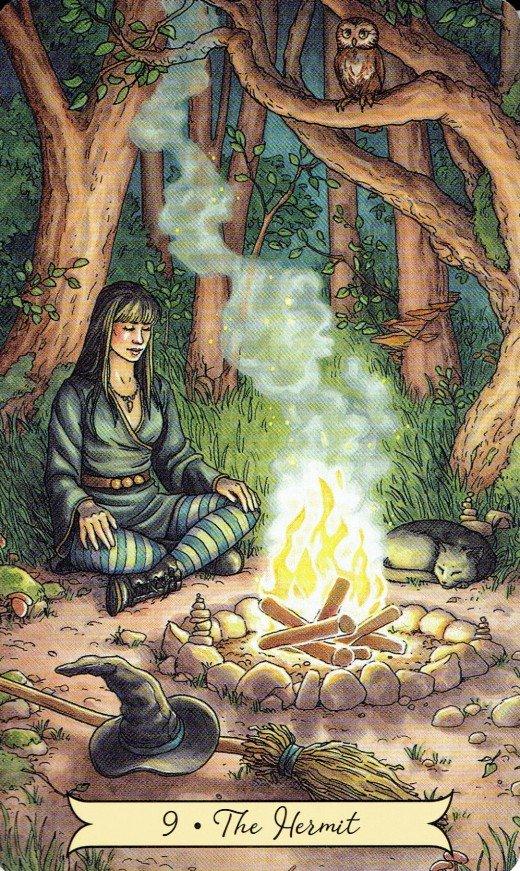 12 Jungian Archetypes Hermit