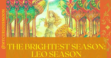 The Brightest Season: Leo Season