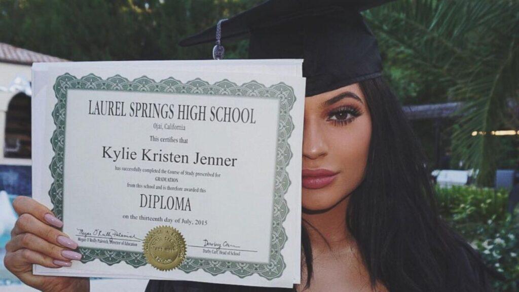 Kylie Jenner: A walk through her life