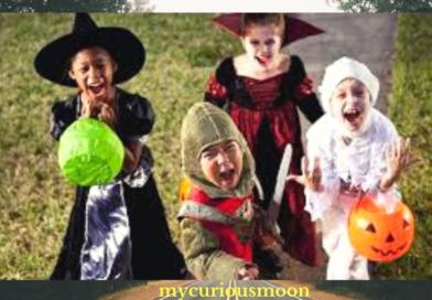 From Pagan Spirits To Hagrid: Halloween Costumes